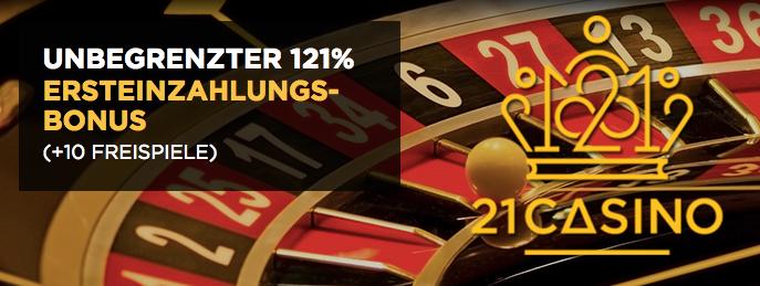 21 Casino   DE - 21 Casino