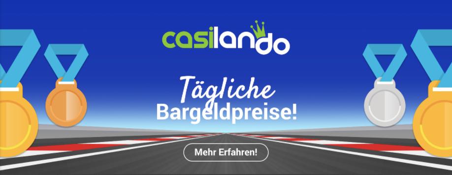 Casilando   100  bis zu €300 - Casilando