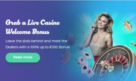 Start Your Live Casino Adventure at Casino Joy With Bonus