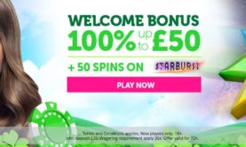 Sign Up with Casino Luck to Enjoy a New Customer Bonus