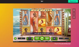 Sommaren hos Dunder Casino