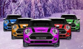 Win a Mini Every Week at Play OJO