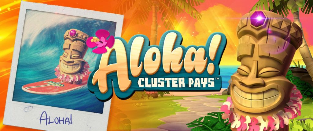 aloha cluster pays casilandp 1024x430 - Free Spin Thursdays at Casilando