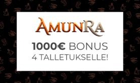 Jopa 1000 euron tervetuliaispaketti