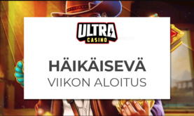 Boostia maanantaihin Ultra Casinolta