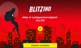 Blitzino Casino genießen ohne Anmeldung!