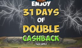 Double Cashback for Newbies at Thor Slots