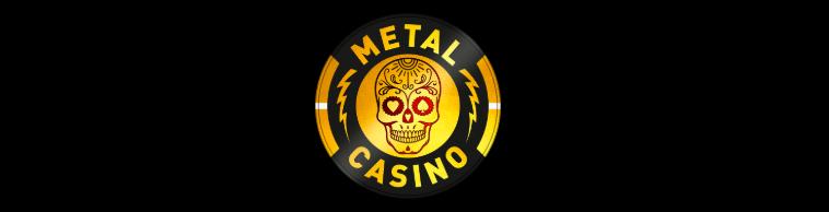 metal casino logo casinorella