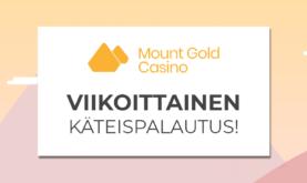 Neljä pointtia miksi pelata juuri Mount Gold Casinolla