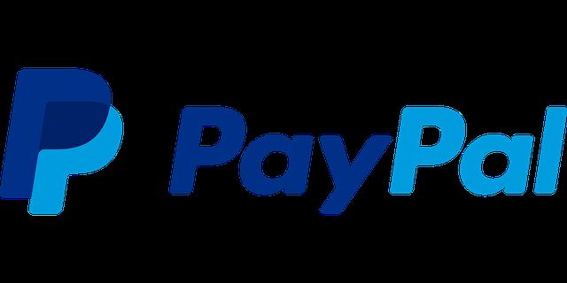 paypal logotype