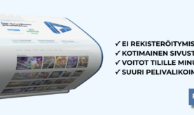 Esittelyssä suomalainen Pikakasino