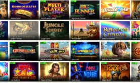 Huge Selection of Games at Queen Play