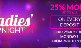 Ladies Night at Slots Million