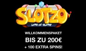 Slotzo bleibt sich selbst treu!
