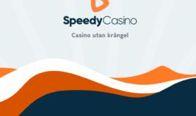 Fem fantastiska fördelar med att spela på snabba Speedy Casino