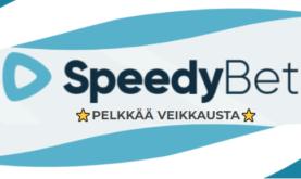 Lyö vetoa salamannopealla SpeedyBetillä