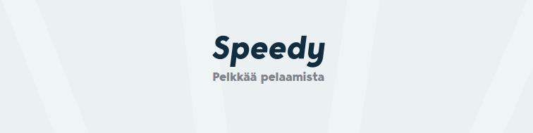 speedyyy - Speedy