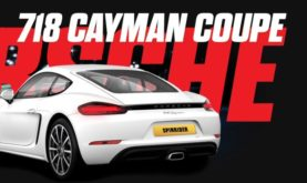 Win a Porsche at Spinrider Casino