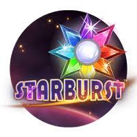 starburst rund bild
