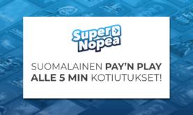 Löydä Supernopeat pelikokemukset