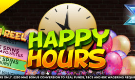Enjoy Happy Hour at Thor Slots