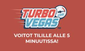 Kokeile Suomen nopeinta nettikasinoa!