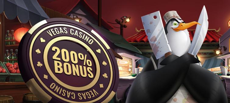 vegas casino tervebonus - Vegas Casino