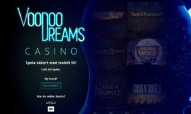 VooDoo Dreams – Casinot för dig som gillar det mystiska!